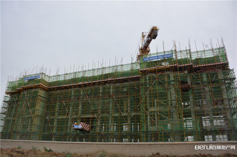金悦·东湖工程现场