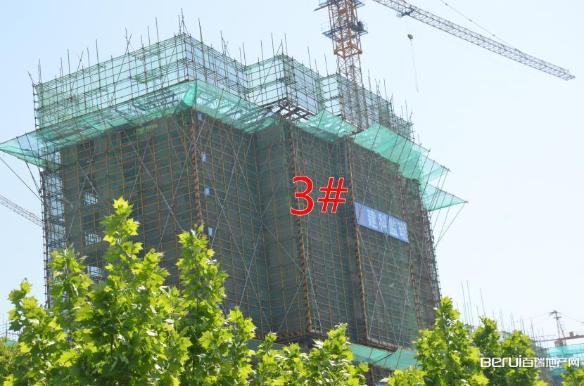 滨湖龙川里3#建至17层