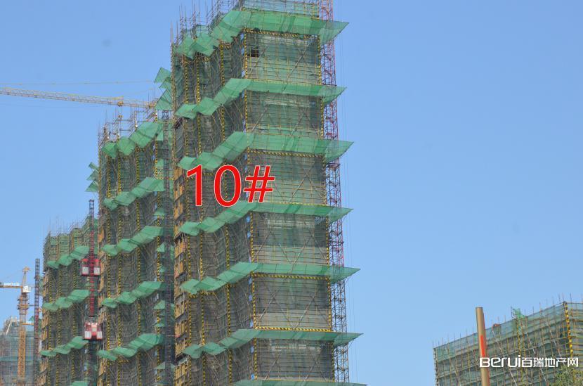 国贸天悦10#建至28层
