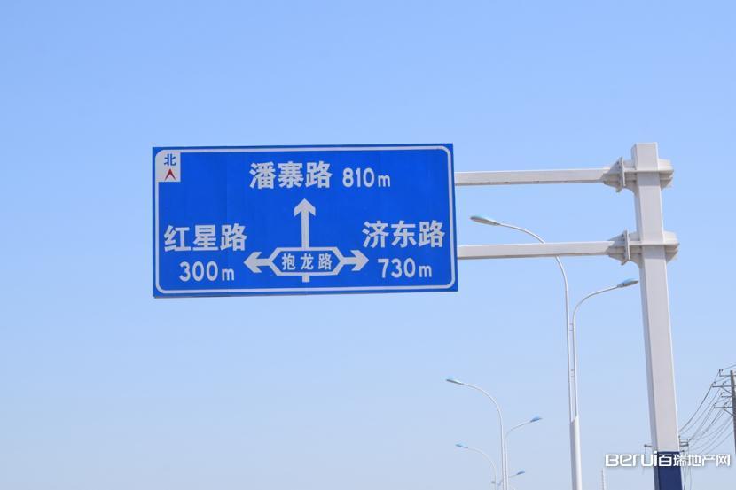 海亮星城交通图