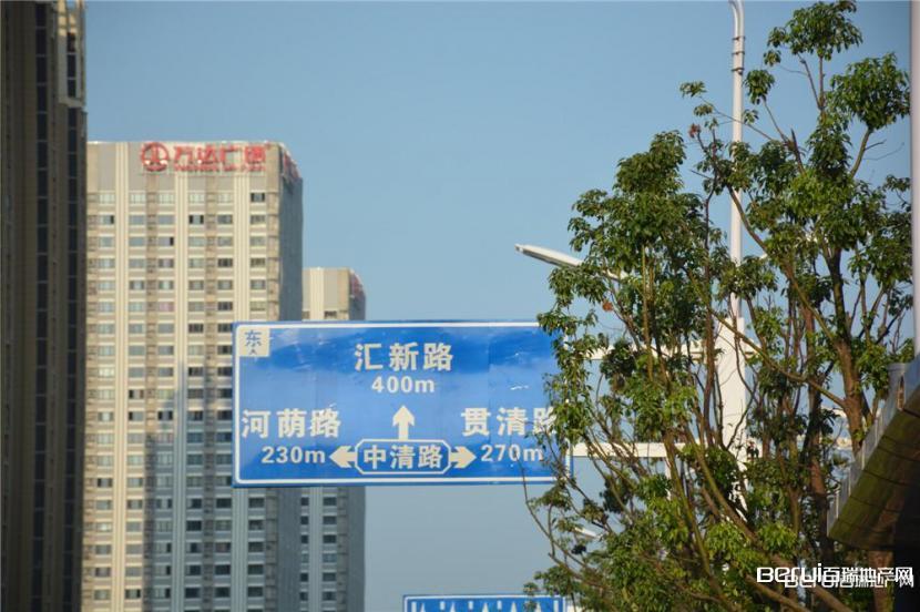 碧桂园·黄金时代周边路标