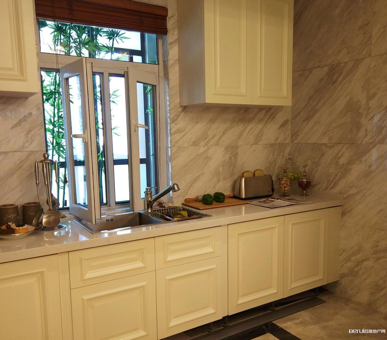 蓝光·林肯公园130㎡样板间厨房
