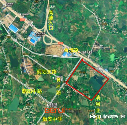 中国铁建悦湖国际交通图