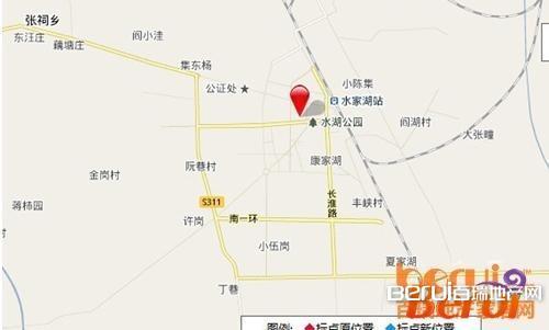 蓝鼎水湖新城