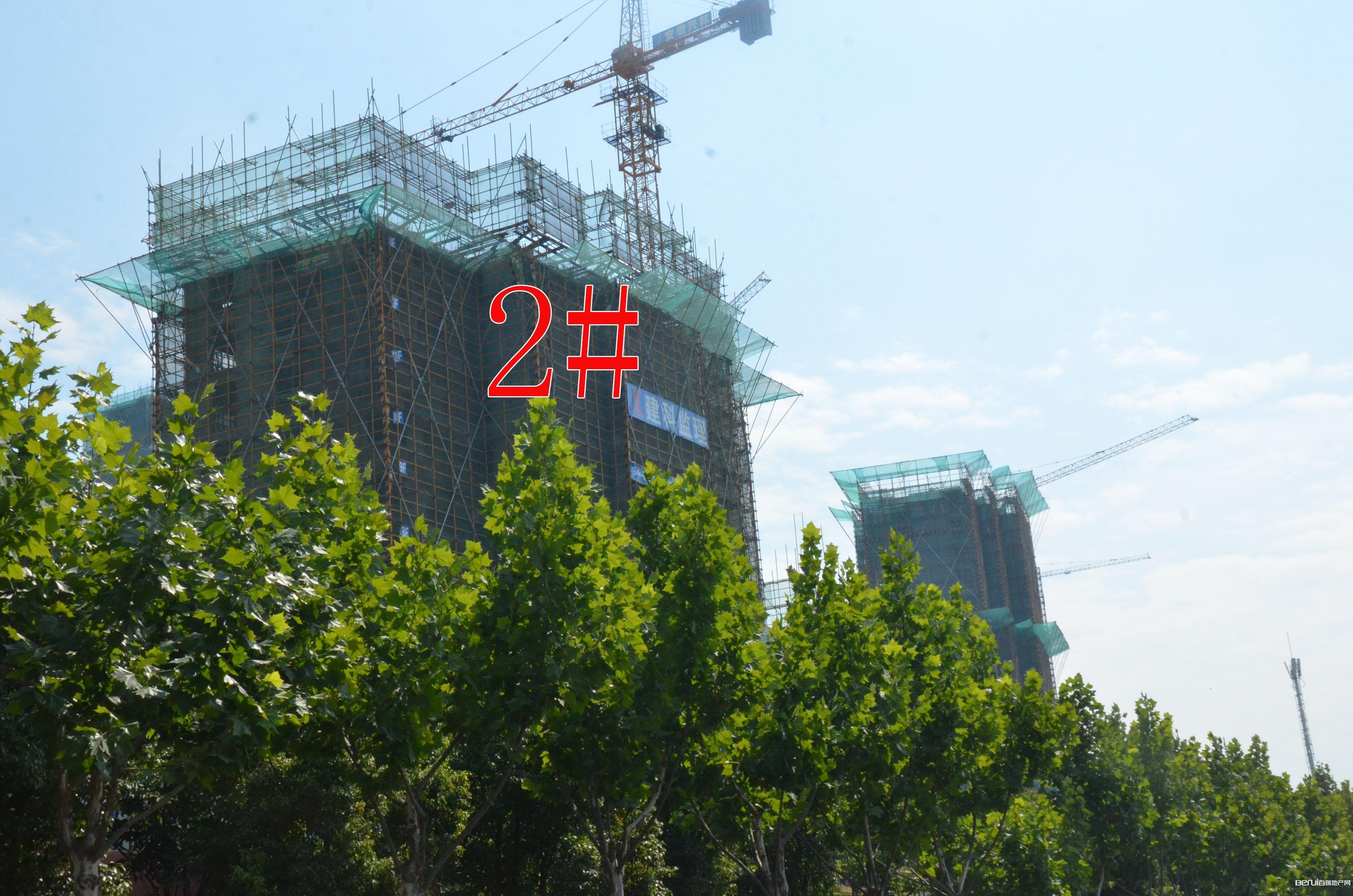 滨湖龙川里2#建至13层