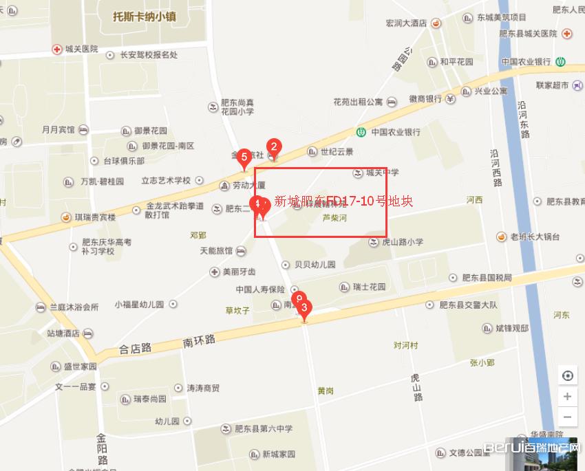 肥东新城吾悦广场