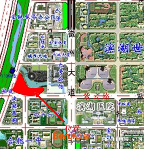 滨投滨湖BH2016-03号地块