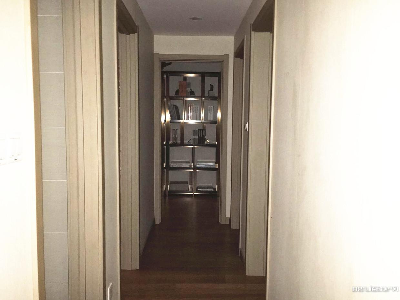 公元天下97㎡样板间走廊