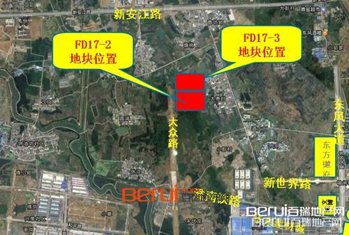 中海肥东FD17-2号地块