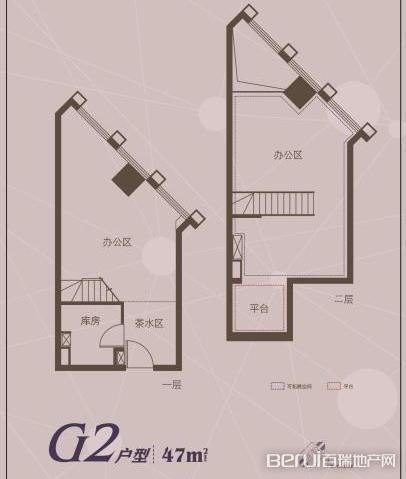 大众时代之光G2户型图