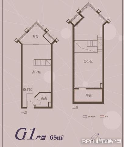 大众时代之光G1户型图