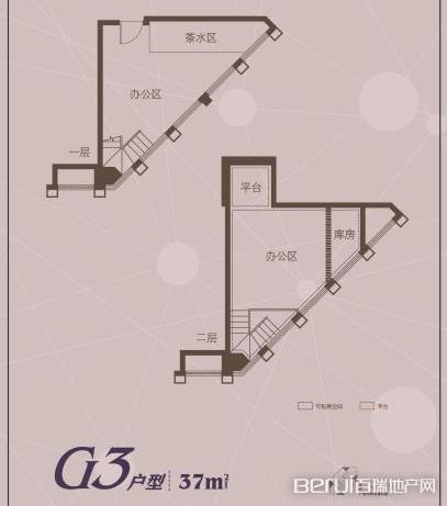 大众时代之光G3户型图