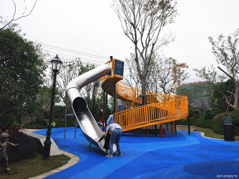 金科海昱东方实景图
