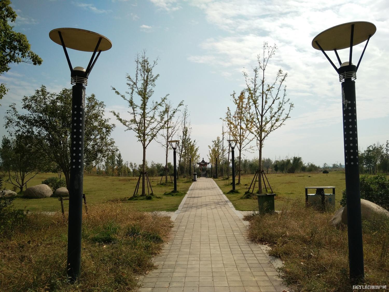 禹洲珑玥湾周边公园