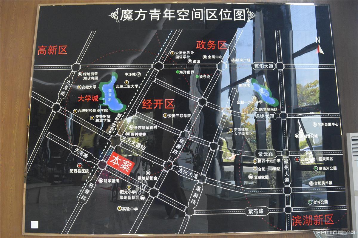 丰辉国际广场交通图