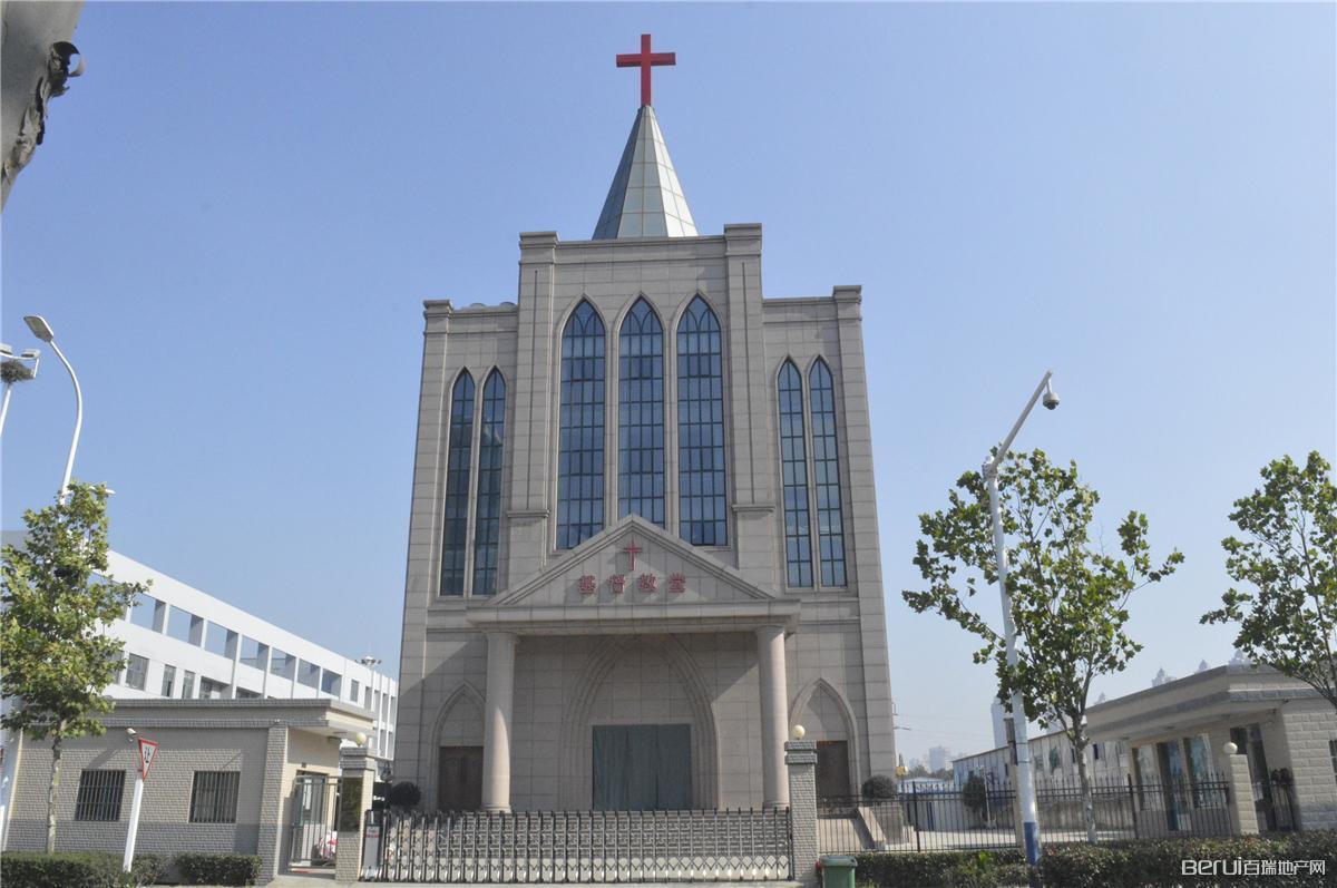 丰辉国际广场附近基督教堂