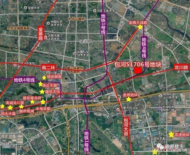 翡翠天际交通图