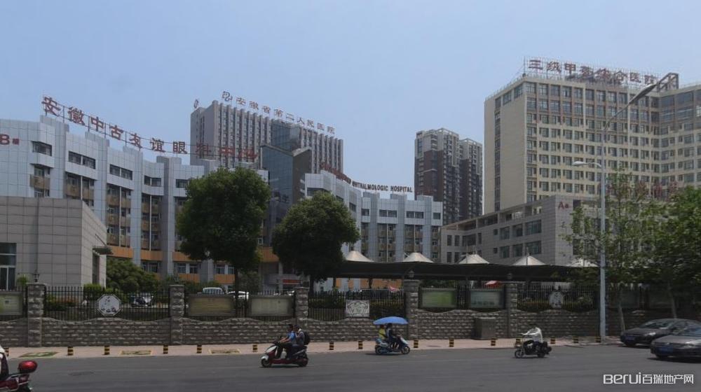 禹洲中央城周边医院