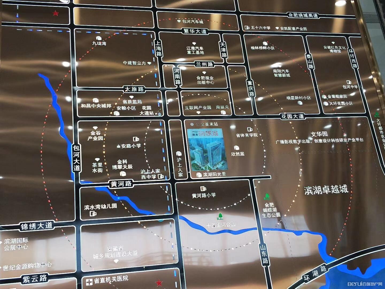 唯美创想城交通图