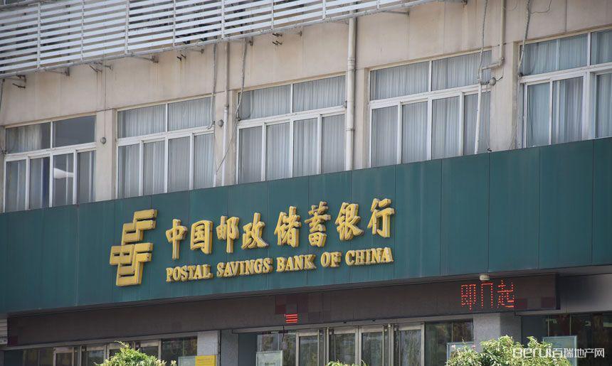 皖新朗诗麓院周边银行