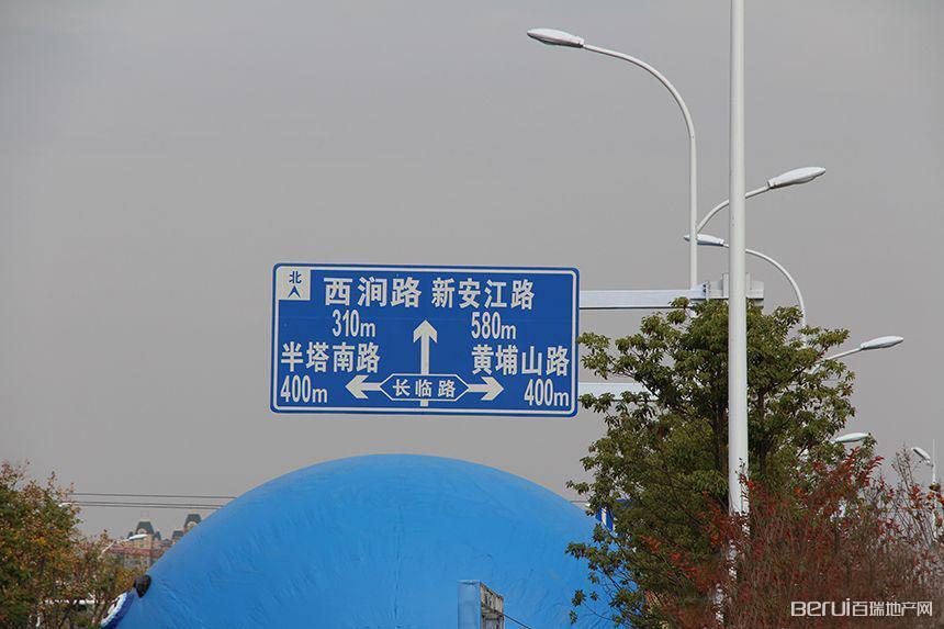 中海城交通图