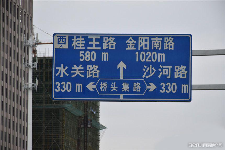 肥东新城吾悦广场交通图