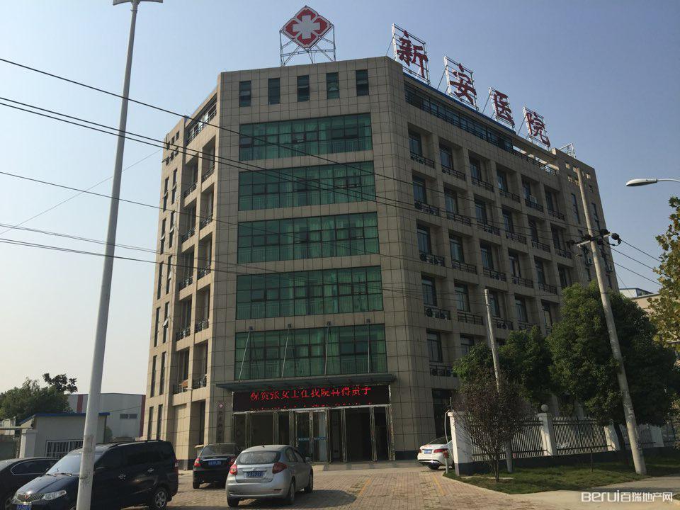 新城云樾观棠周边医院