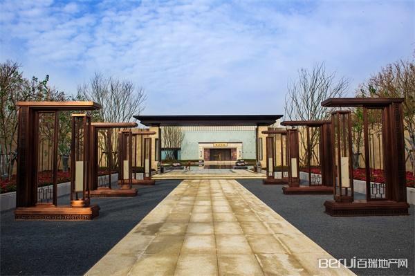 蜀山别院实景图
