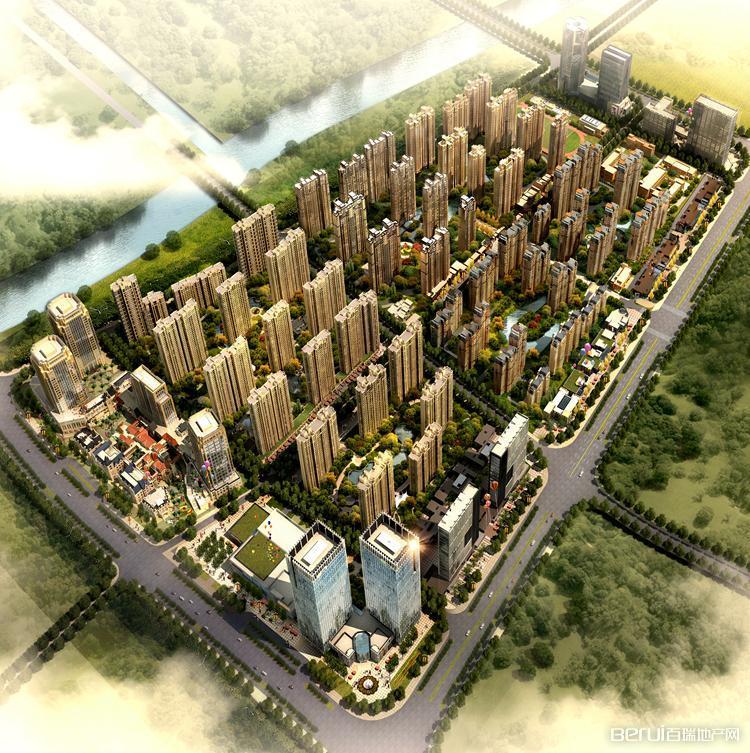 绿地迎江世纪城