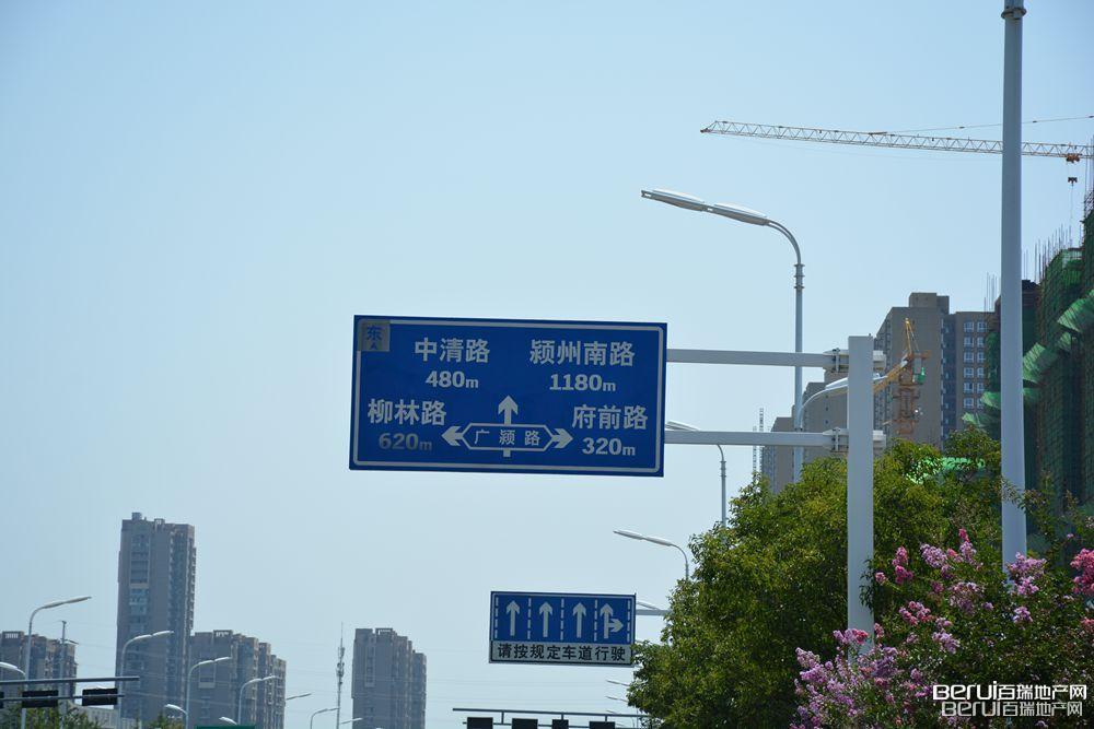 置地双清湾交通图