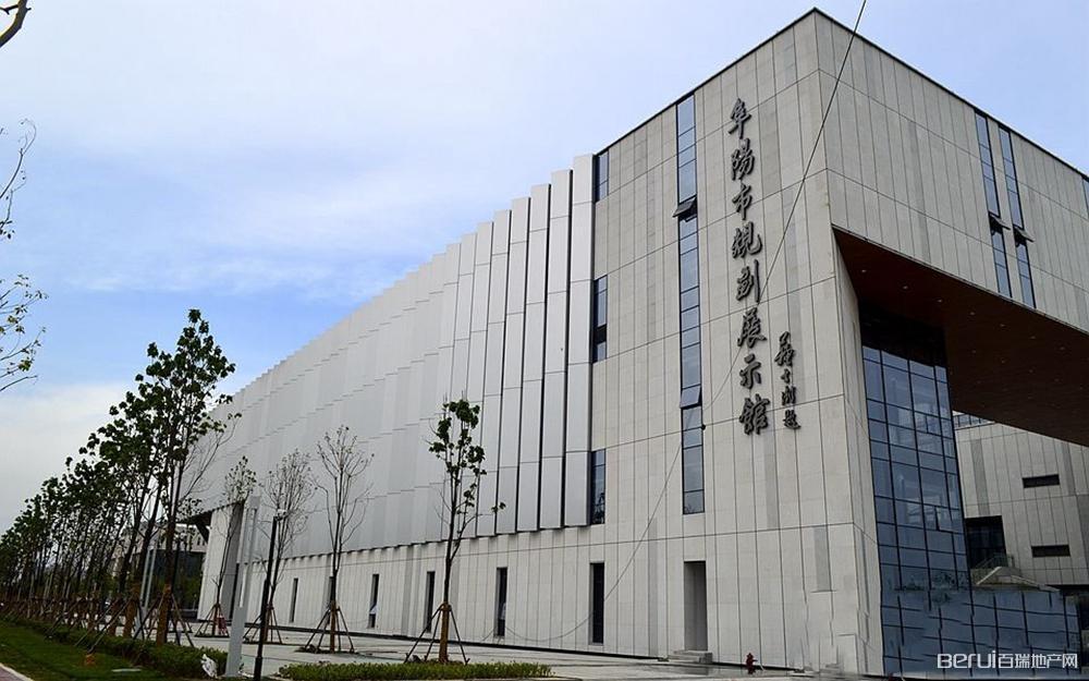 阜阳市规划馆