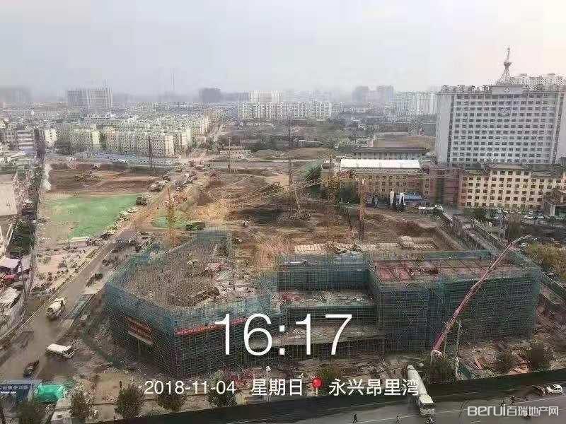中南永兴昂里湾  S1#商业街 2/3