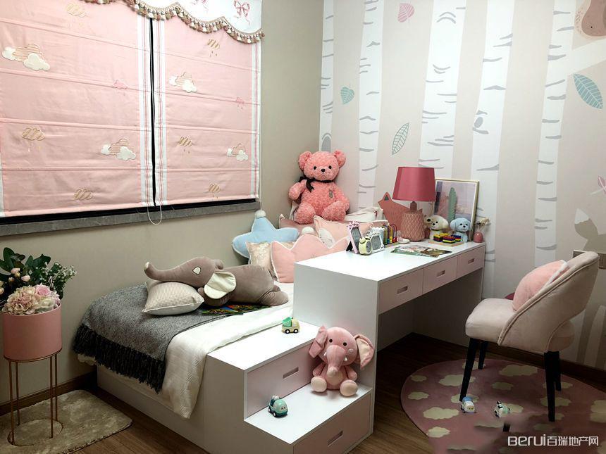邦泰科技城115㎡儿童房