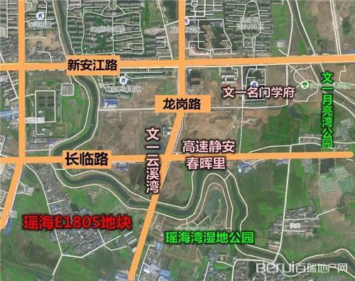 上海大发瑶海E1805地块