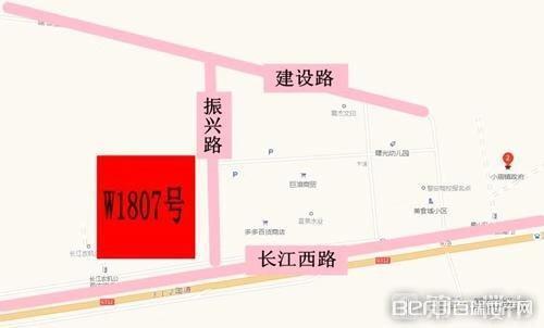 京冠蜀山区W1807地块