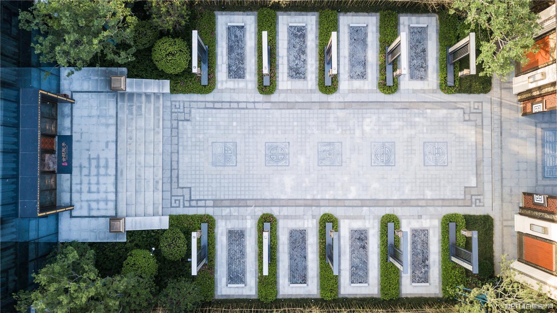 文一泰禾·合肥院子 售楼部实景图
