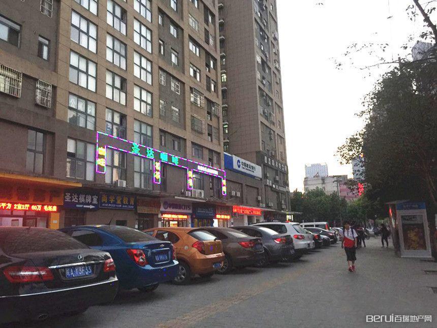 保利熙悦府周边商业街