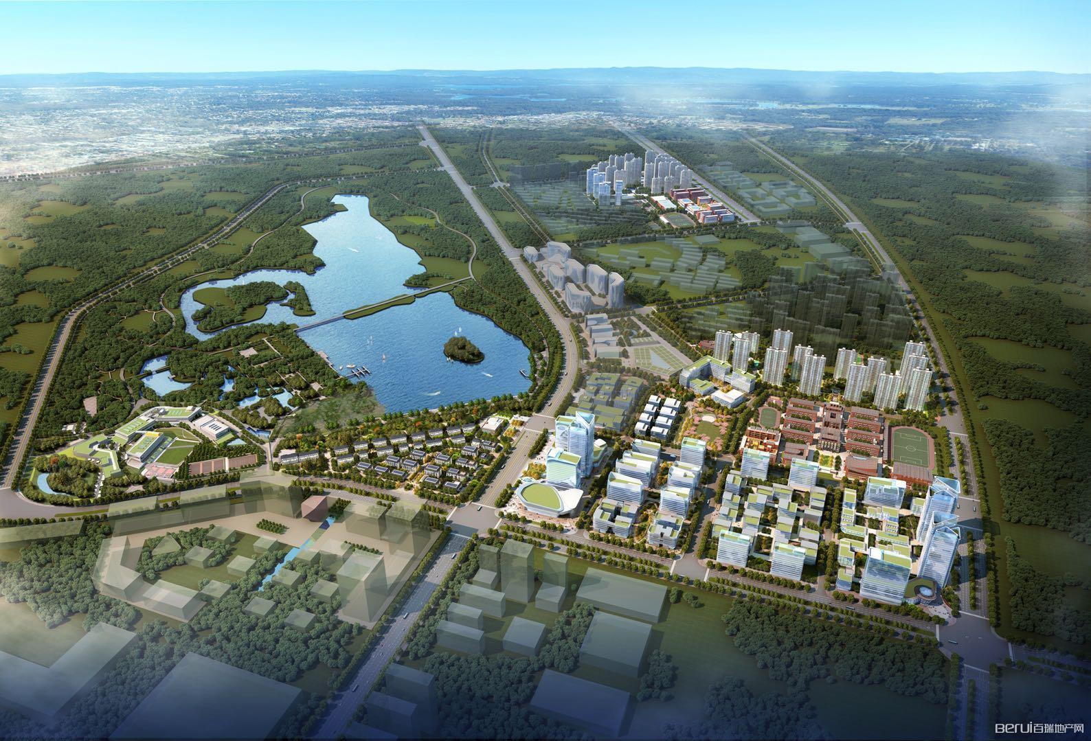 合肥启迪科技城水木园