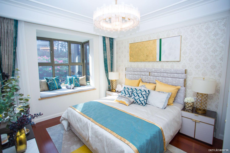 海尔产城创云玺样板间卧室