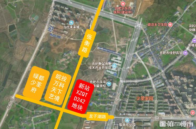 新力弘阳·湖语时光交通图