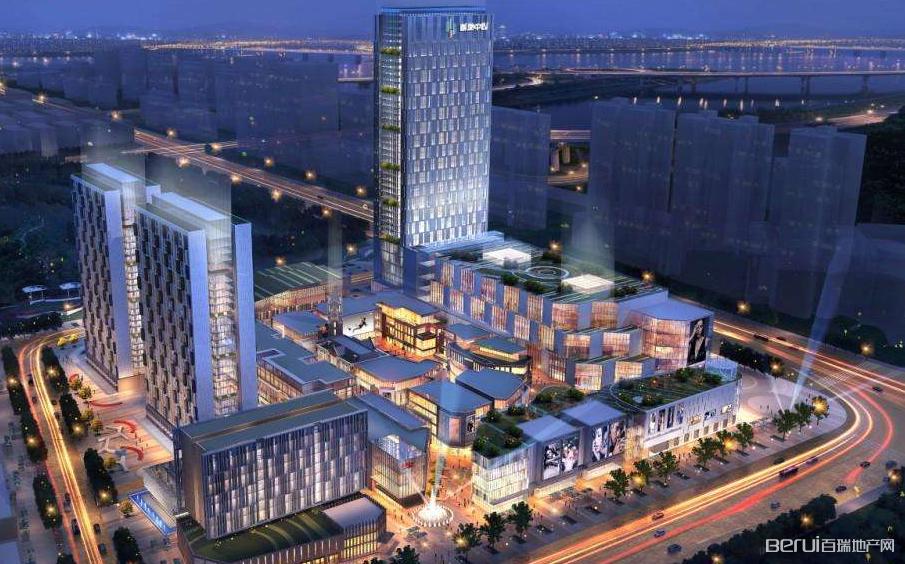 蚌埠新地城市广场