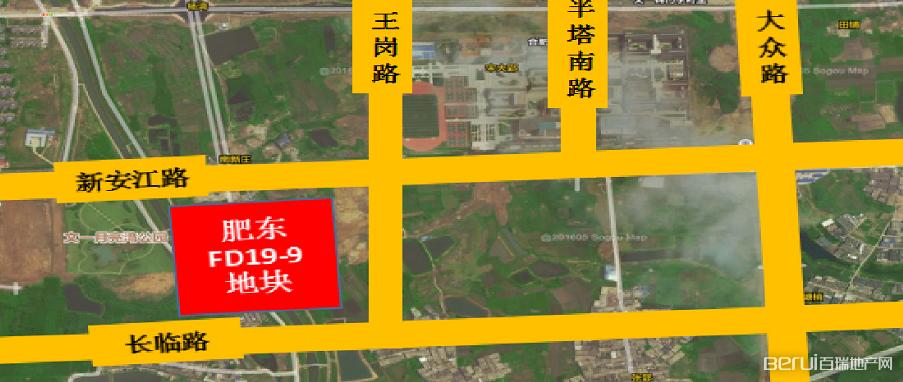 荣盛肥东FD19-9号地块