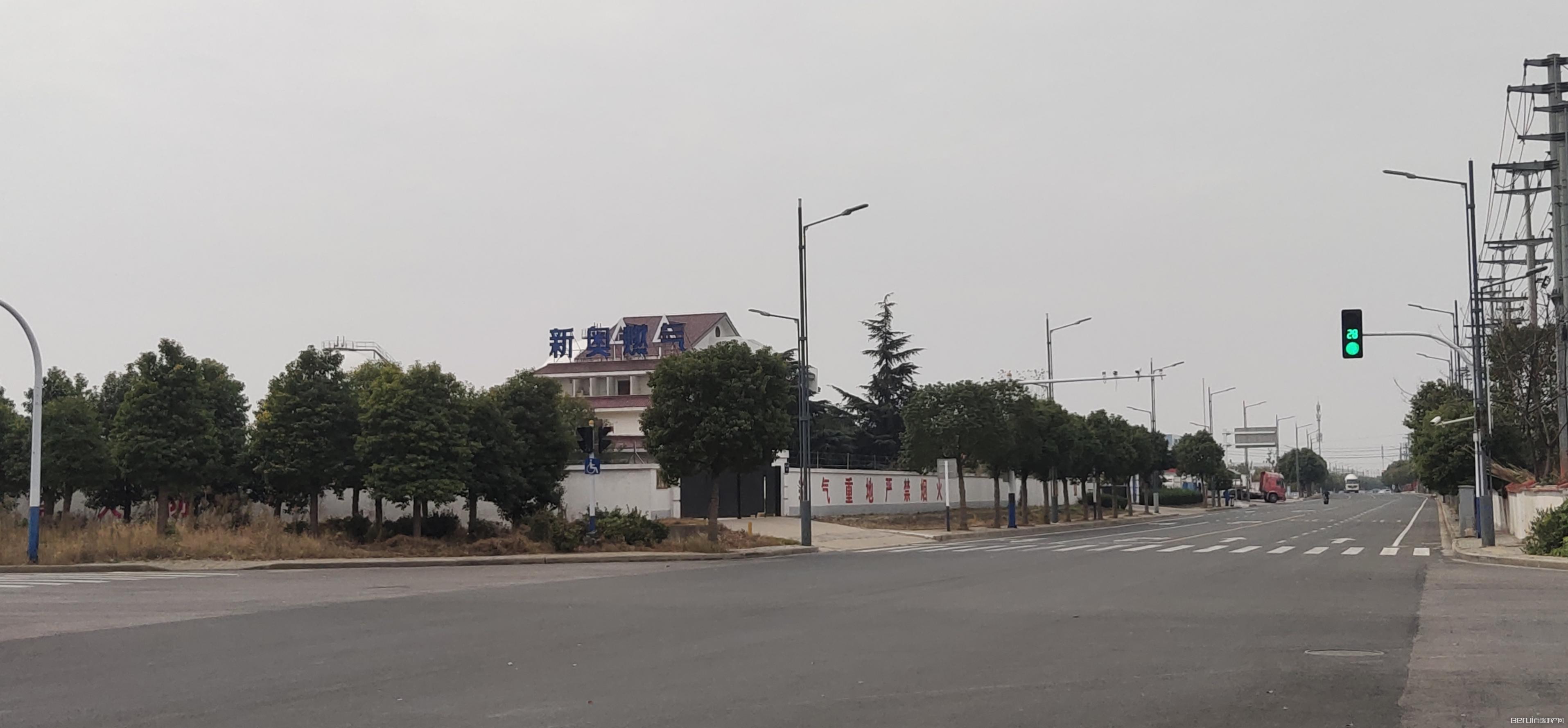 中铁燕南苑实景图