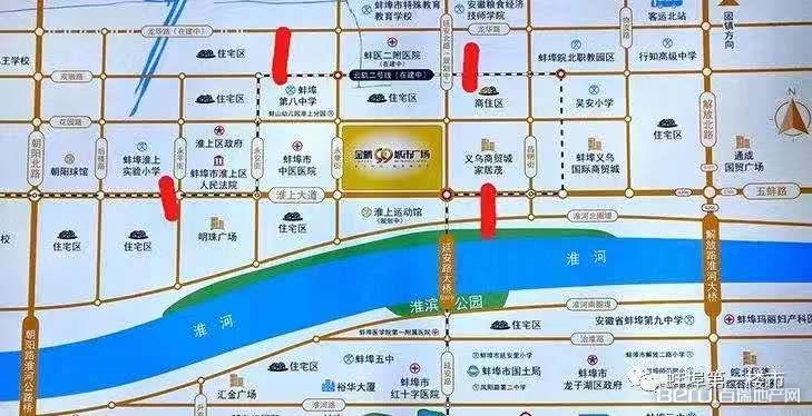 金鹏·99城市广场交通图