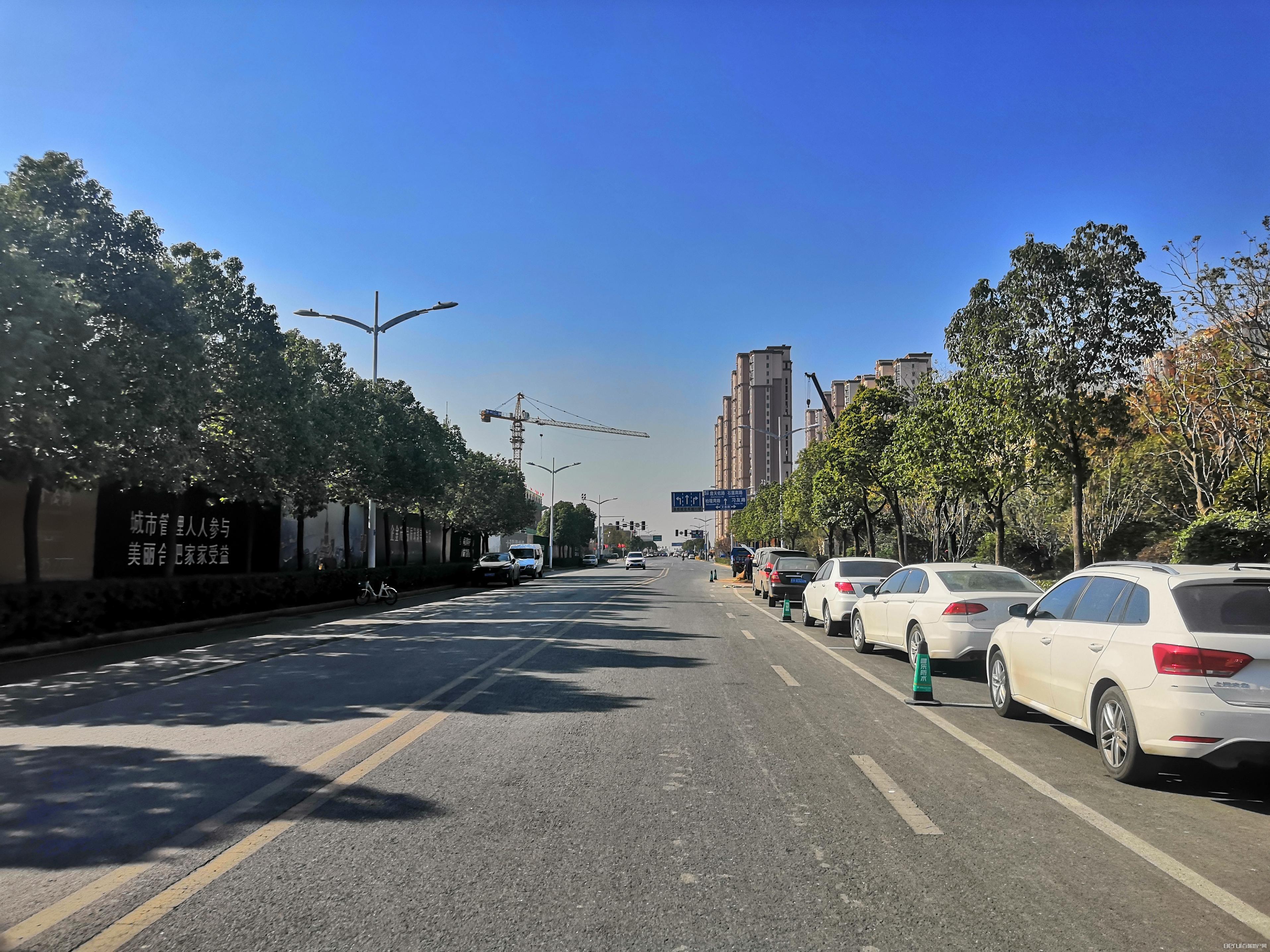 北雁湖玥园交通图