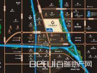 辰景·凤凰熙岸交通图