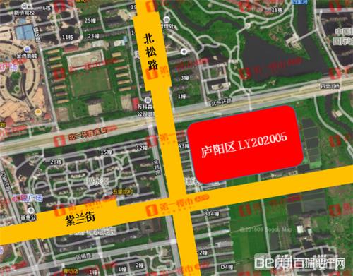 祥生庐阳区LY202005地块效果图