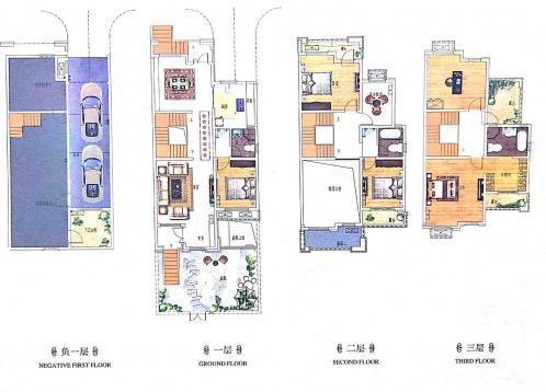 6室2厅3卫