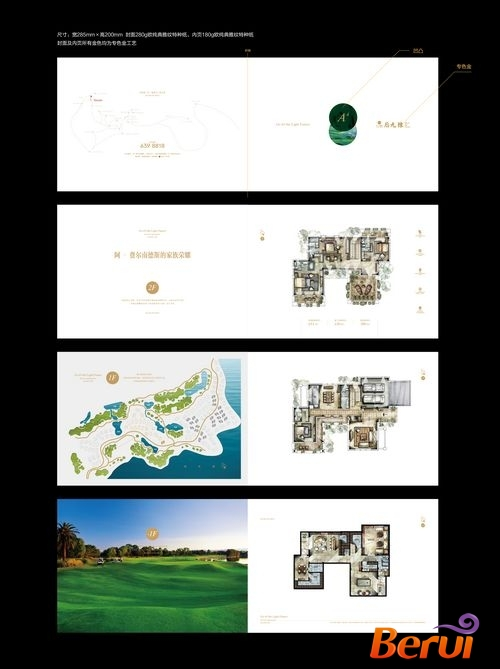 元一·后九栋户型图