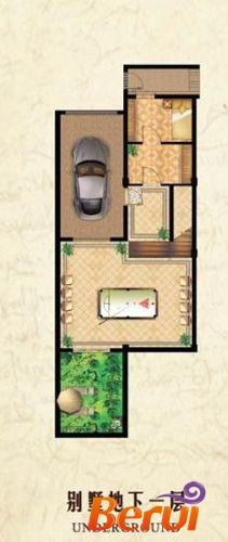 圣联·香御墅户型图